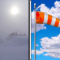 Today: Patchy blowing snow before 10am. Mostly sunny, with a high near 33. Windy, with a northwest wind 29 to 34 mph becoming northeast 18 to 23 mph in the afternoon. Winds could gust as high as 50 mph.
