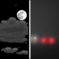 Tonight: Patchy fog after 3am.  Otherwise, partly cloudy, with a low around 35. North northwest wind 5 to 7 mph becoming light and variable  in the evening.