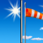 Friday: Sunny, with a high near 66. Breezy, with a northwest wind 13 to 20 mph, with gusts as high as 30 mph.