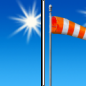 Today: Sunny, with a high near 56. Breezy, with a west wind 14 to 23 mph, with gusts as high as 36 mph.