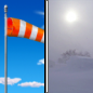 Tuesday: Patchy blowing snow between noon and 3pm. Mostly sunny, with a high near 20. Wind chill values as low as -20. Breezy, with a south wind 10 to 15 mph increasing to 15 to 20 mph in the afternoon. Winds could gust as high as 30 mph.
