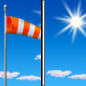 Saturday: Sunny, with a high near 58. Breezy, with a southwest wind 15 to 20 mph.
