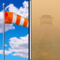 Friday: Areas of blowing dust after noon. Mostly sunny, with a high near 61. Windy, with a southwest wind 18 to 23 mph increasing to 31 to 36 mph in the afternoon. Winds could gust as high as 45 mph.