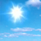Sunny, with a high near 67. West southwest wind 8 to 10 mph, with gusts as high as 17 mph.