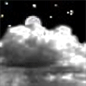 Mostly Cloudy at 9:54pm