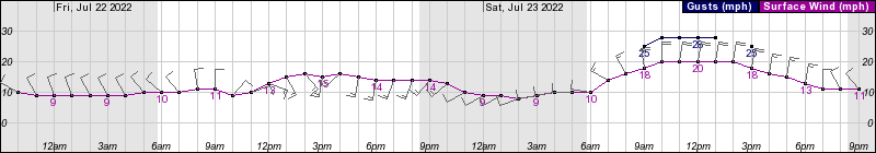 2-day Forecast