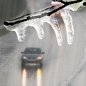 Thursday: Rain, possibly mixed with freezing rain.  Cloudy, with a high near 41.
