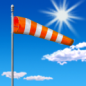 Today: Sunny, with a high near 71. Windy, with a west southwest wind 20 to 30 mph, with gusts as high as 45 mph.