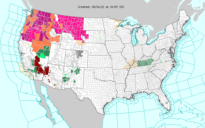 SE Lincoln, NE USA Weather Website - Clickable NWS National ...