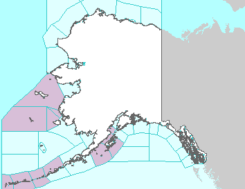 Alaska watches, warnings and advisories