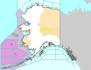 US Alaska Map