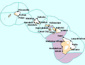 Honolulu Hawaii Weather Forecast and Radar